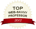 Top Web Savvy Professor